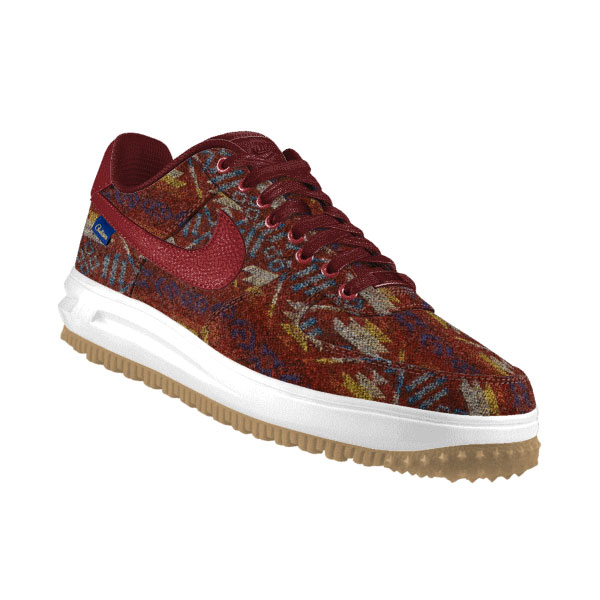 Nikeid Pendleton Air Force 1 Custom Air Force 1 Louis Vuitton  d34a75ce9